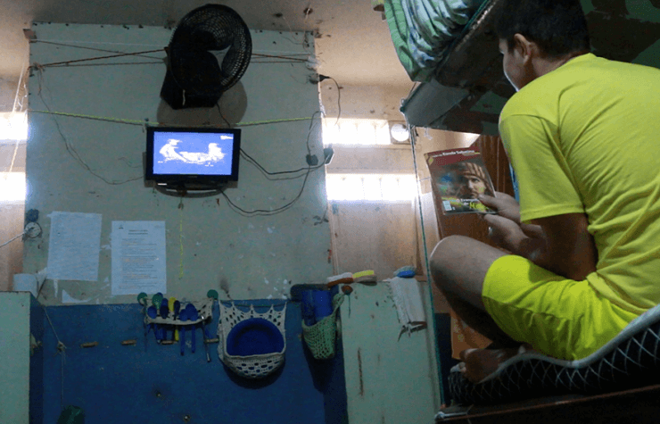 TV-Novo-Tempo-chega-a-penitenciaria-de-Tangara-da-Serra-740x475