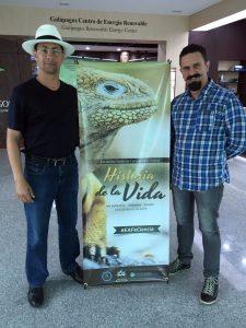 Biólogos Wellington e Orlando fazem parte da nova geração de criacionistas. Crédito: Michelson Borges