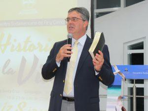 """Pastor Erton Köhler: """"Defendam o criacionismo como o resgate da dignidade humana."""""""