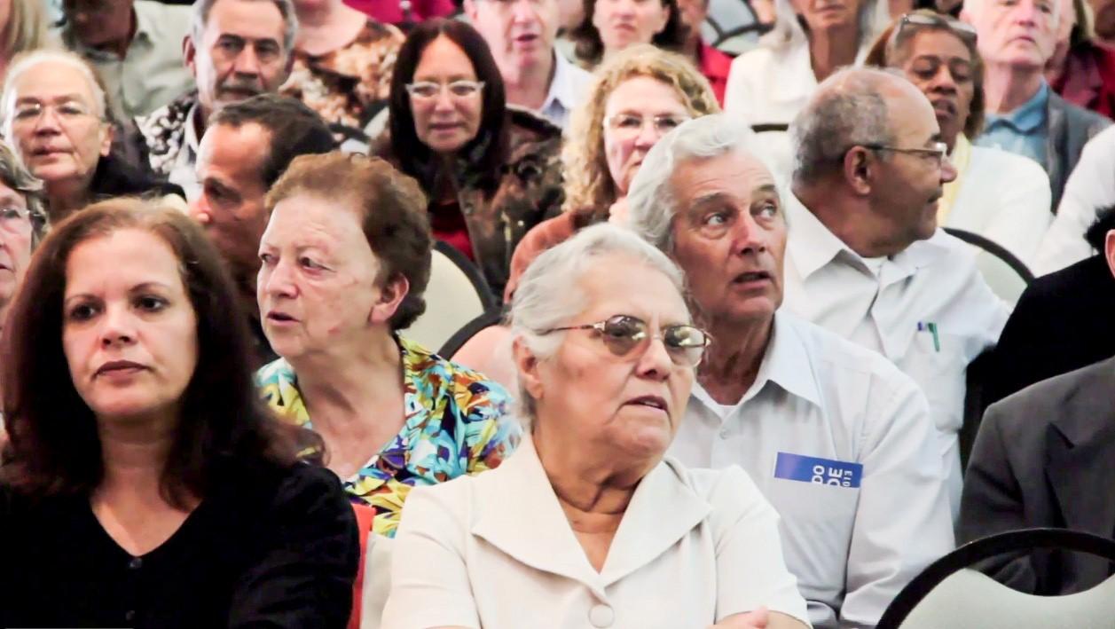 ministério dos idosos
