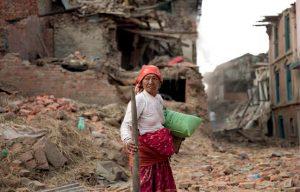 Com a ajuda de doações da ADRA em outros países, agência humanitária destinou mais de 5 milhões de dólares para vítimas dos terremotos em 2015. Foto: ADRA Nepal