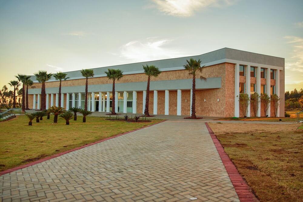 IAP inaugura nova biblioteca -1
