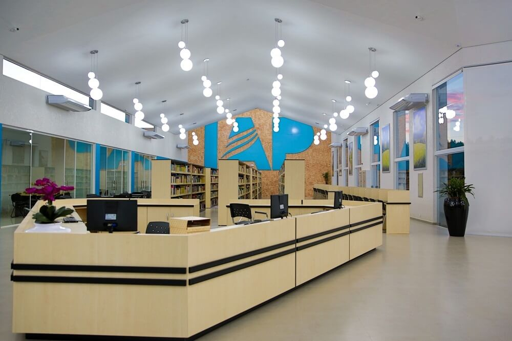 IAP inaugura nova biblioteca -2
