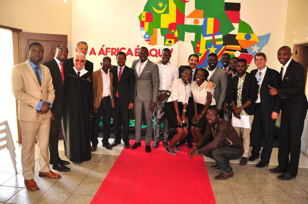 Templo para imigrantes africanos é inaugurado em Hortolândia - foto 1