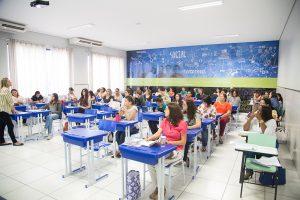 Congressistas também puderam participar de workshops. Créditos da imagem: Divulgação Unasp, campus Hortolândia