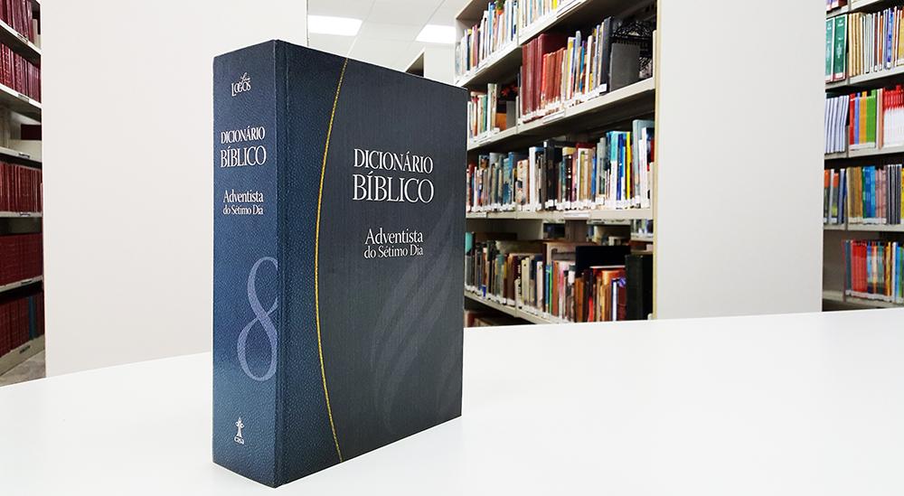Versão em português do Dicionário Bíblico Adventista foi produzida pela CPB, com o apoio da Divisão Sul-Americana e das Uniões. Créditos da imagem: Márcio Tonetti