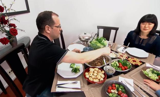 Reportagem deu ênfase nos hábitos que levaram o coordenador do Estudo ADVENTO a perder quase 50 quilos em um ano.