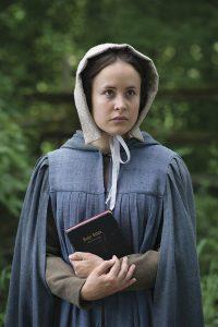 Reportagem-produções-audiovisuais-adventistas---atriz-que-interpreta-Ellen-White---créditos-Divulgação