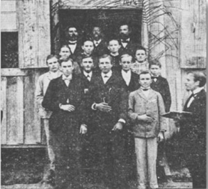 Escola Missionária de Gaspar Alto