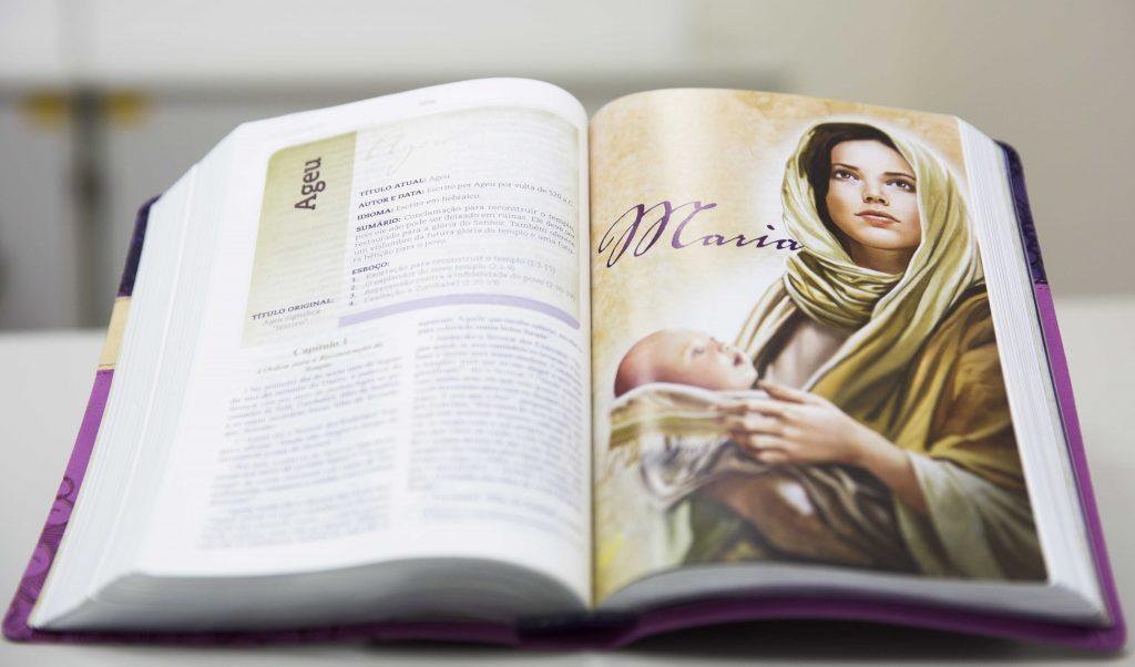 nova Bíblia da Mulher